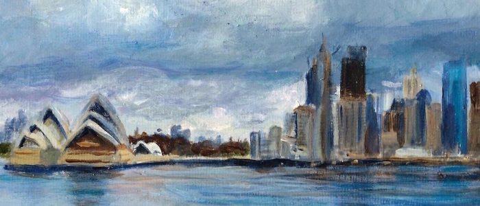 sydney painting